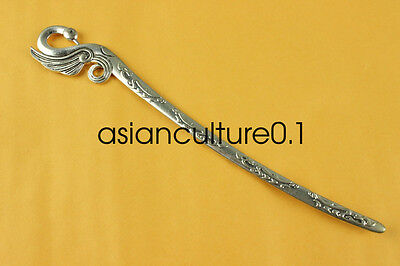 China new noble fashion Tibet silver carving Fancy Hairpin LMQQ124