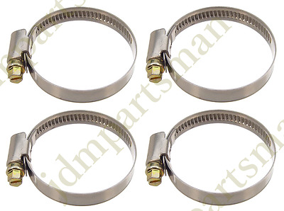 Narrow Band 9mm Steel Hose Clamp 16-27mm Made in Germany Pack of 2   HC16-27//9