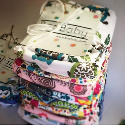 20 NAPPY ONLY PACK - BaeBaby - Reusable Modern Cloth Nappies - Diaper (MCNs)