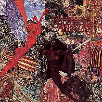 Santana - Abraxas 180g vinyl LP NEW/SEALED