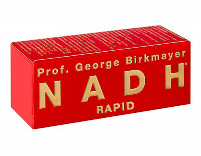 NADH Rapid Energy - 20 mg Coenzym1 - original nach Prof. Birkmayer