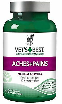 Vet's Best 50-Count Aches and Pains