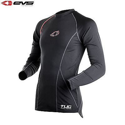 EVS TUG08 Adult Long Sleeved Cold WEather Base Layer MTB DH Enduro Off-Road MX