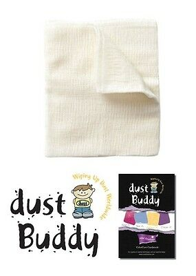 Core'dinations Dust Buddy Coated Cleaning Cloth - For Crafts & Sanding