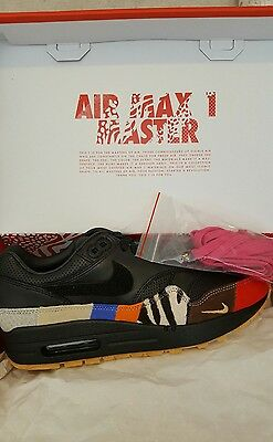 Nike air max 1 master 910772-001 size 5.5 DS