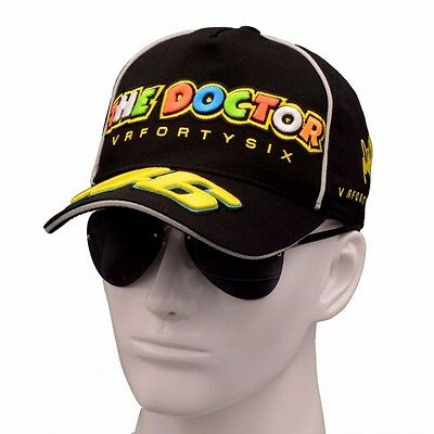 Casquette Neuf valentino rossi VR46 dual yamaha cap The Doctor taille unique