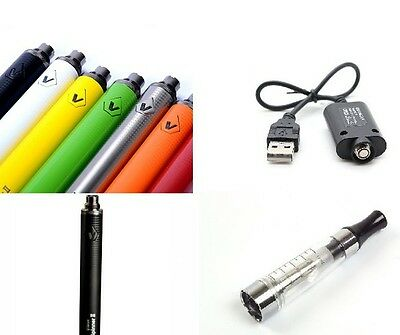 Vision Spinner Variable Voltage Battery 1650 mAh With 30 cm Long USB Charger