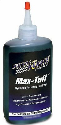10553 Royal Purple Max Tuff Lubricant Engine Assembly Lube 59ml