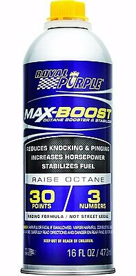 11757 Royal Purple Max-Boost Octane Booster and Fuel System Stabiliser 473ml