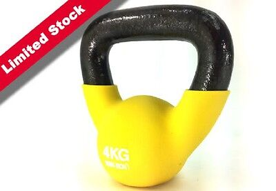 4Kg 8kg 20Kg Russian Classic Style Kettlebell Gym Strength Weights Training Exer