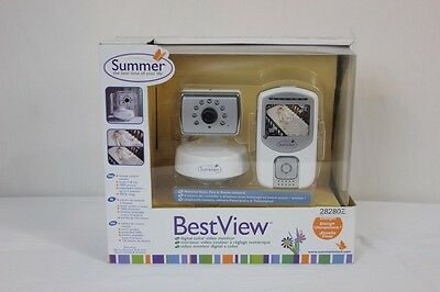 Summer Best View 28280Z Color Video Monitor Moveable Camera BRAND NEW