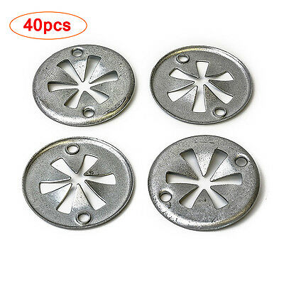 40x Clamp washer Fixture Engine cover Heat shield For Audi, VW, Ford