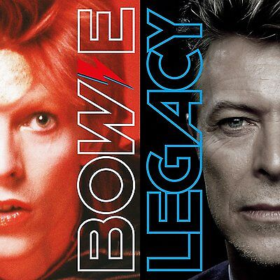 David Bowie Legacy Cd  { Very Best Of New / Sealed }