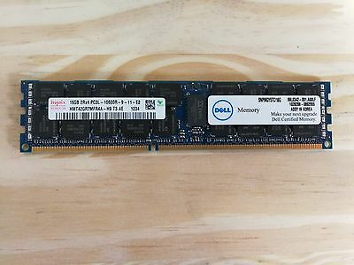 Dell | 16Gb | Pc3L-10600R | Snpmgy5Tc/16G