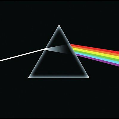Pink Floyd Dark Side Of The Moon Single Drinks Coaster Gift Band Album Cover Fan