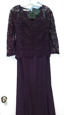 Mother of the Bride dress - size 16 - New With Tags