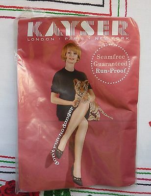 Vintage Kayser Stockings ~1960s~ 9 1/2