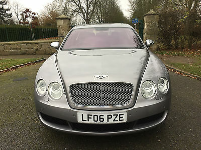 2006 Bentley  Continental  6.0 Flying Spur Automatic Silver 32000Miles
