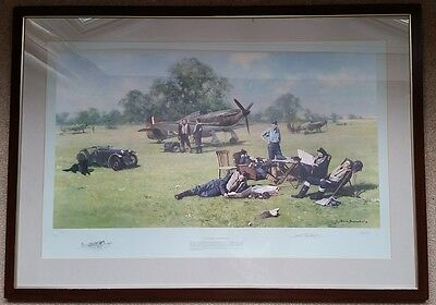 David Shepherd At Readiness Summer of '40 signed Limited Edition