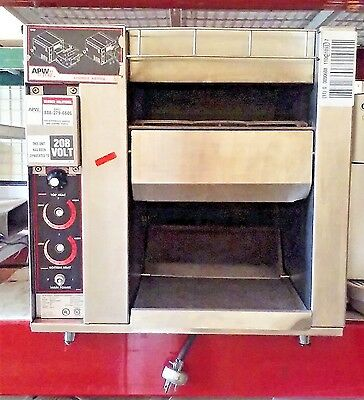 APW WYOTT COMMERCIAL 208V/1Ph ELECTRIC CONVEYOR TOASTER OVEN BT-15