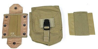 Eagle Allied Industries MLCS Black Buckle M60 Ammo Pouch MLCS M249 SAW SEAL RRV