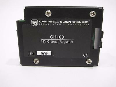 Campbell Scientific CH100 12V Charger/Regulator