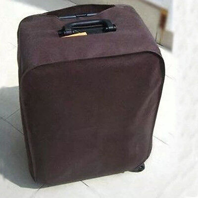 """Durable Travel Luggage Suitcase Trolley Case Dustproof Cover Protector For 28"""""""
