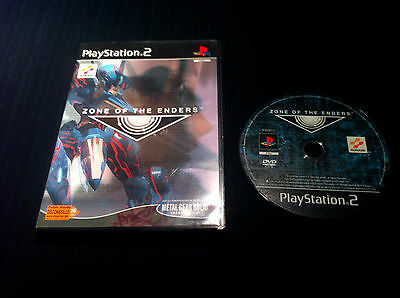 Zone Of The Enders - FRANCAIS - jeu Game console Playstation 2 - PS2