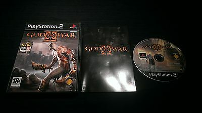 God Of War II 2 - FRANCAIS - PS2 - jeu game console Playstation 2