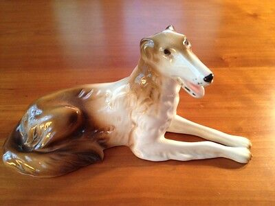 Royal Dux Borzoi