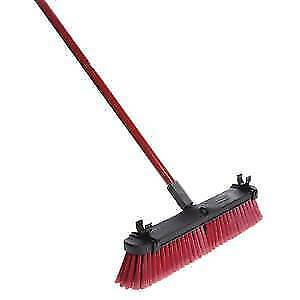 """Libman? Multi-Surface Push Broom With Handle 18""""W, 32381"""