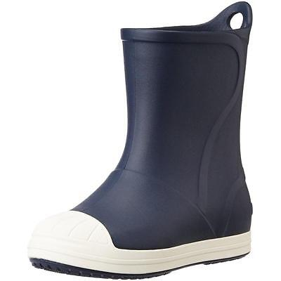 Crocs Bump It Boot Marina De Guerra Croslite Botas De Lluvia Botas