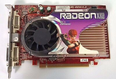 ATI RADEON X1650 GRAPHICS DRIVER WINDOWS XP