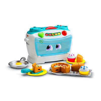 New Game Toy Oven Set Baby Toddler Development Learn Laugh Boys Girls Play