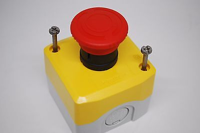 Schneider Electric Harmony Emergency Button Red Part # XALK174F RS 330-8571