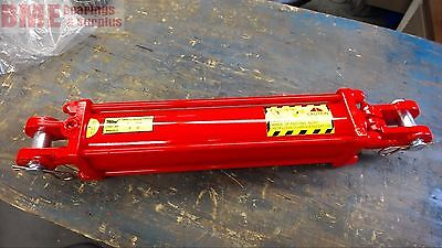 """Cheetah 6603012 Double Acting Hydraulic Cylinder, 12"""" Stroke, 3"""" Bore, 2500 Psi"""