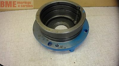 "Cartridge Bearing Housing With 4 Bolt Flange, 3.857"" Id---6.170"" Od"