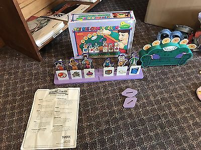 1997 The Big Comfy Couch Hidden Treasures The Memory Matching Game Complete