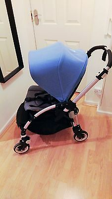 Bugaboo Bee 3 - carry cot, stroller and Maxi Cosi car seat !