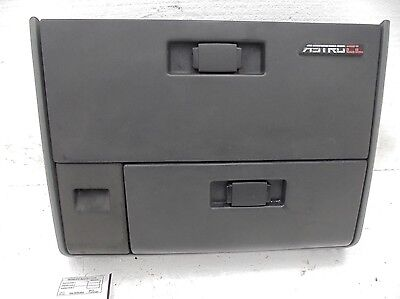 Chevy Astro Dash Storage Compartment Glove Box Assembly OEM 85 86 87 88 89