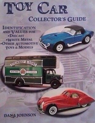 Collector Car Values >> Die Cast Car Value Guide Collector S Book Kenner Liedo Hot