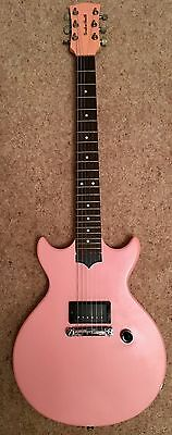 Gordon Smith Electric Guitar  GS - Unusual in Pink !