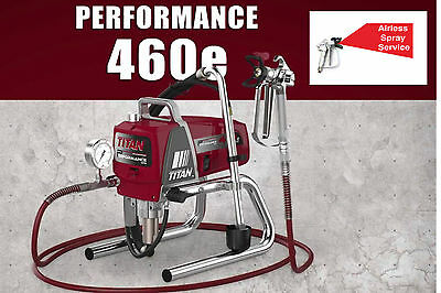 Titan Performance 460E Airless Paint Sprayer - Special Order Only