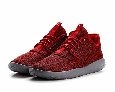 Nike Air Jordan Eclipse Off Court Mens Shoes 10 Gym Red Cool Grey 724010 600