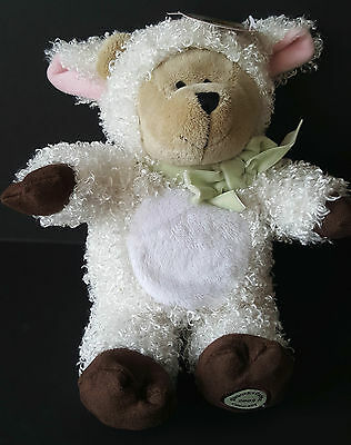 Starbucks Bearista 83rd Edition Easter 2009 Lamb Bear Plush Sheep with Tags