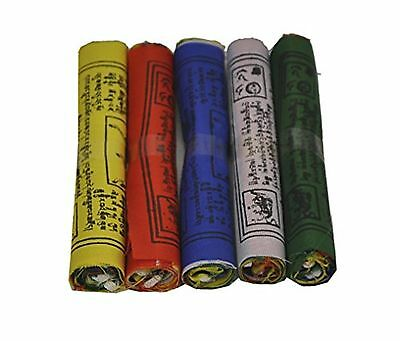 Dharma Store - Tibetan Buddhist Prayer Flags - Made by Tibetan Refugees - Pac...
