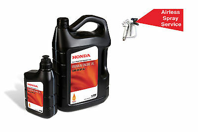 Honda Power Equipment Oil - Premium Engine Oil 10W-30 Api Sj - 1Litre