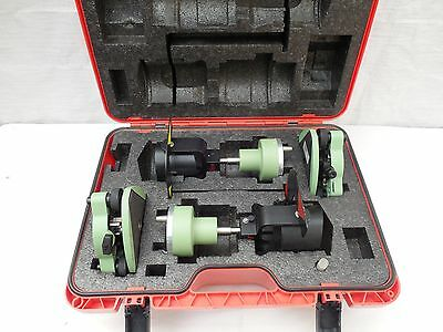 Leica Prism Set System For Leica Total Station Surveying