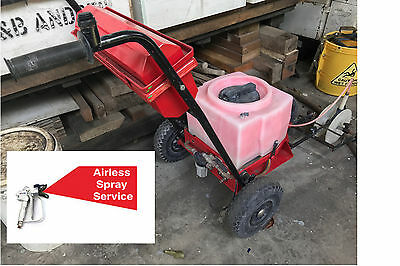 14 Litre Battery Operated Field Marker - Complete Refurbished - Free Shipping