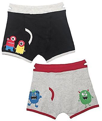 Boys Toddler Training Underwear (4-5 years, Monsters)